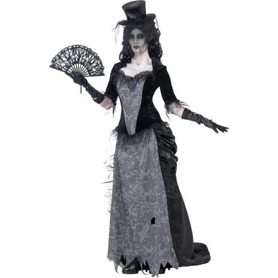 d6acc04f78bf36 Zwarte weduwe kostuum victoriaans bij Kostuum Voordeel altijd het ...